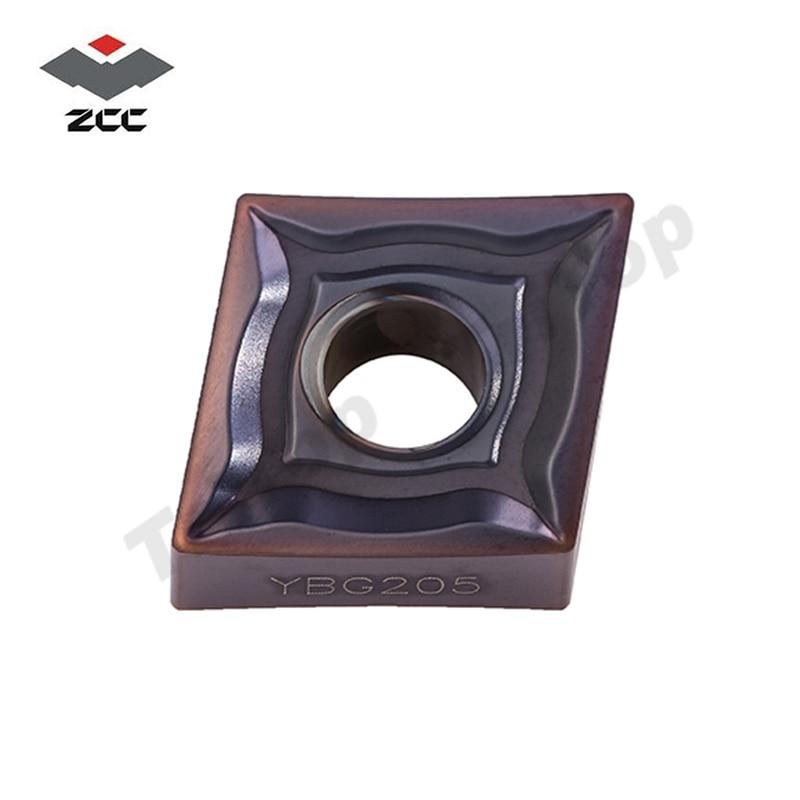 10vnt / partijoje parduodama ZCC.CT YBG205 CNMG 120404 -EF volframo - Staklės ir priedai - Nuotrauka 2