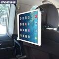 Cobao целом Автомобиль обратно кронштейн назад держатель Для больших размеров tablet 9.5-14.5 размер для ipad1/2/3/4 для iPad Pro foriPad