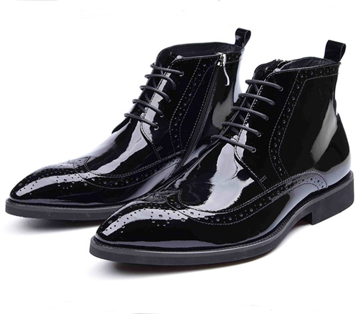 Popular Mens Dress Boots Shine-Buy Cheap Mens Dress Boots Shine ...