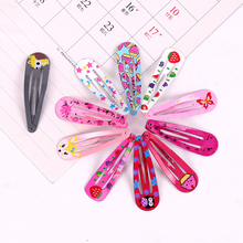 Hair clips – Pack of 18 – 3 different variations