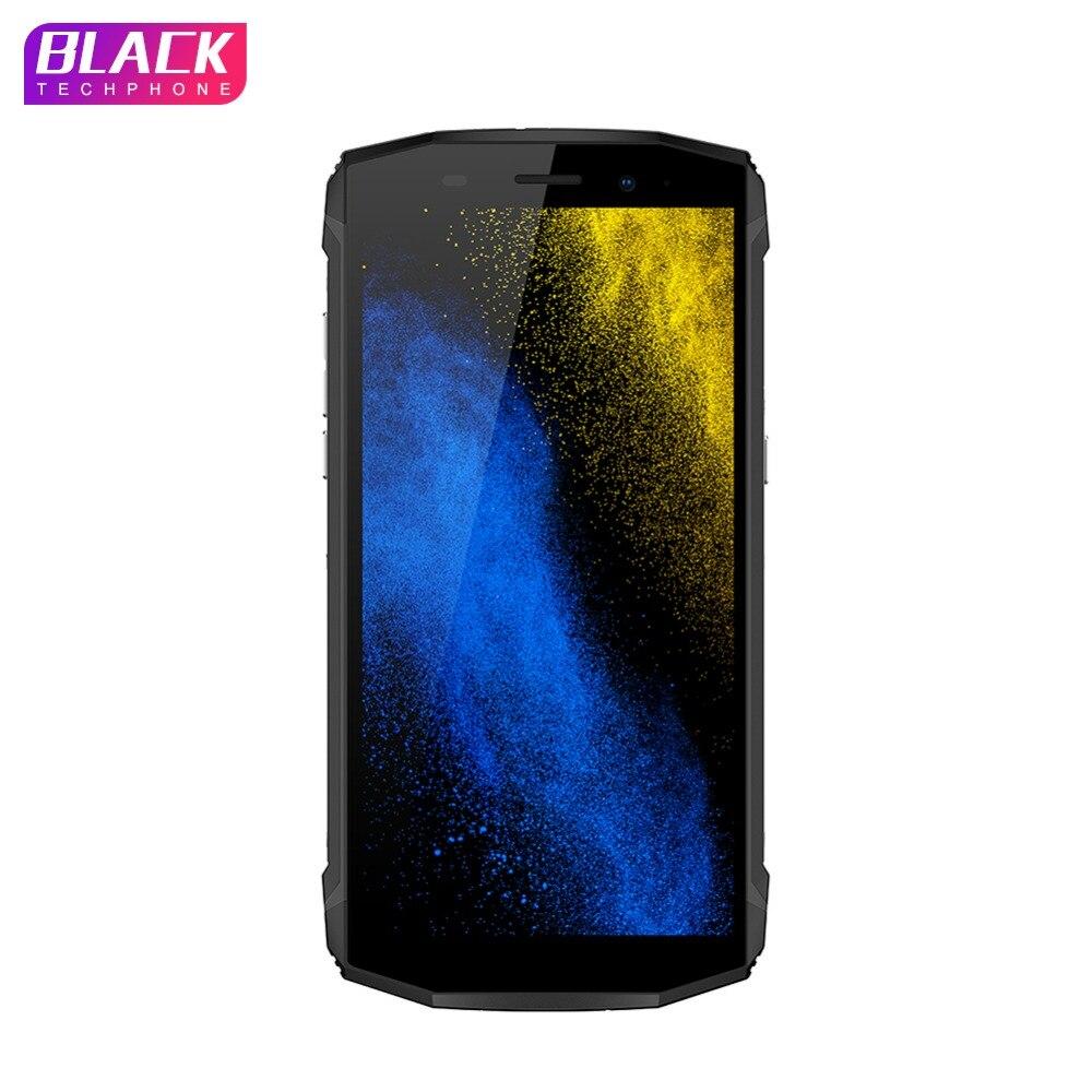 Blackview BV5800 Smartphone IP68 Étanche 5.5 pouces 18:9 HD + Android 8.1 Mobile Téléphone Double Caméra Arrière 13.0MP NFC GPS cellulaire Téléphone