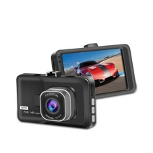 """Full HD 1080P 3"""" LCD Car DVR Camera Video Recorder With G-Sensor Night Vision Motion Detection WDR 120 degree Wide Angle"""