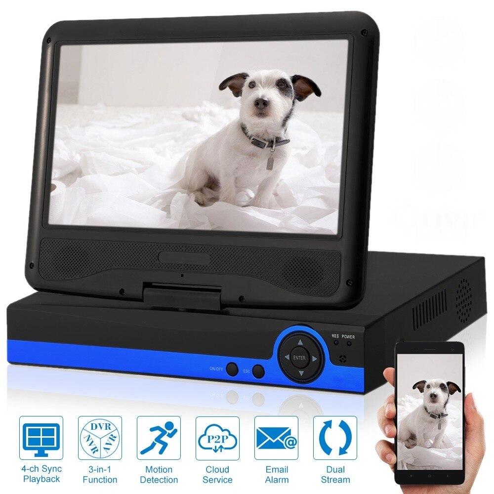 Anlaibo ip камера NVR комплекты CCTV Системы Открытый безопасности P2P видеонаблюдения комплект HDD аудио запись Беспроводной домашний Wi Fi видео cam