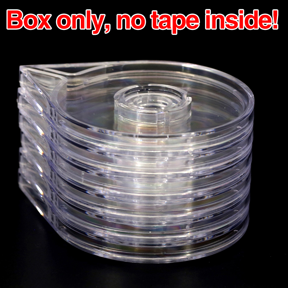 +Cheap+ 1x Nail Art Tool Sticker Roller Box Holder 6-Layer Striping Tape Line Cases