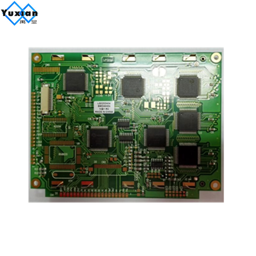 Image 3 - 1pcs fee shipping 320x240 lcd display blue without control  DMF50081 LG3202404BMDWH6N good quality  ICOM IC 756PROIII-in Screens from Consumer Electronics