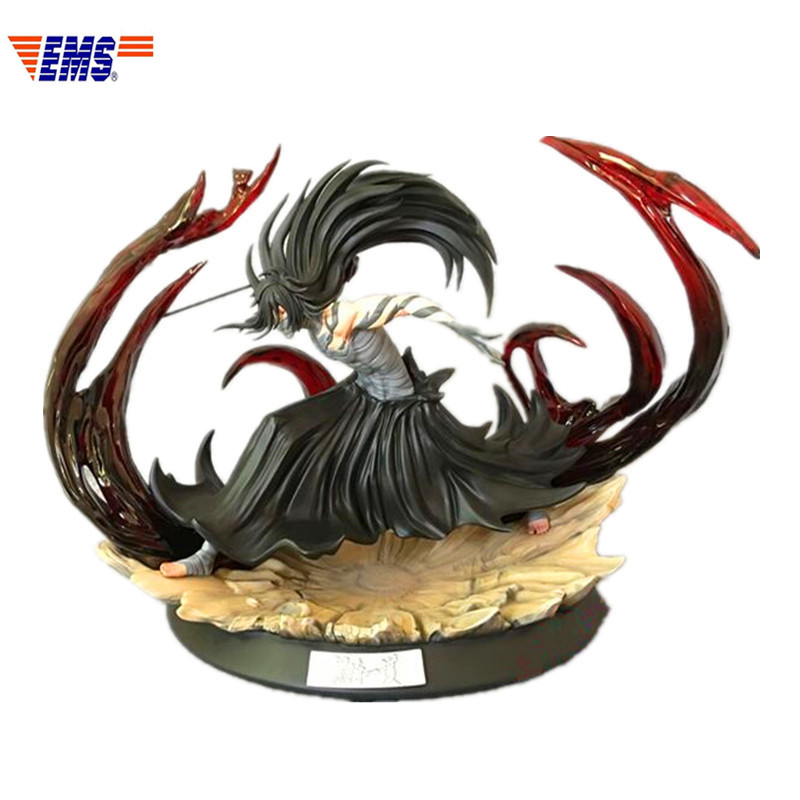 Eau de javel Kurosaki Ichigo delexicalisation compétence 1/6 GK scène résine Statue décoration figurine Action modèle jouet X756