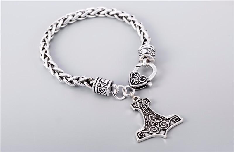HTB1DZatOpXXXXcpXVXXq6xXFXXXx - Celtic Women Silver Bracelet