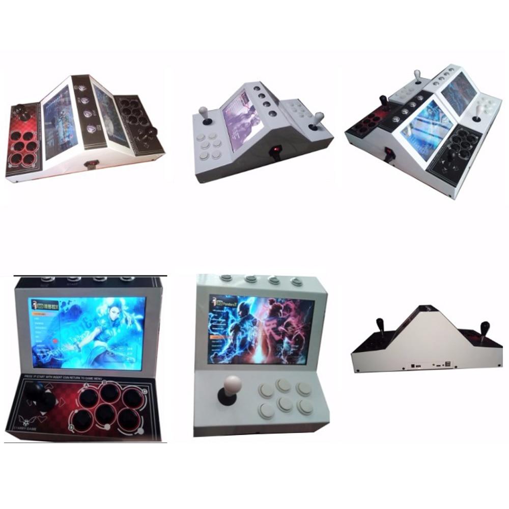 Neues Modell Pandora Box 9 Joystick Arcade Cocktail - Unterhaltung - Foto 2