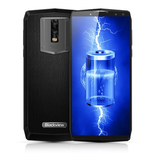 """Image 4 - Blackview P10000 Pro 5,99 """"FHD + полный Экран 4 ГБ + 64 ГБ MT6763 восьмиядерный смартфон 11000 мАч BAK Батарея 5 В/5A 16.0MP сзади Камера"""
