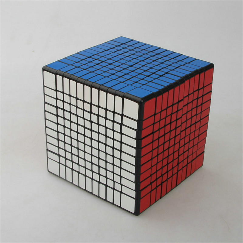 110x110x110mm Puzzle Magic Speed Cubes Professional Classic Educational funny cube Toys for children Christmas gift yuxin zhisheng huanglong stickerless 7x7x7 speed magic cube puzzle game cubes educational toys for children kids
