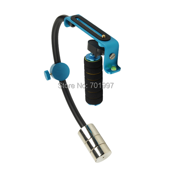 ФОТО Blue S-803 Video Stabilizer System work for Panasonic Sony Canon Digital Cameras/Camcorders/DSLR
