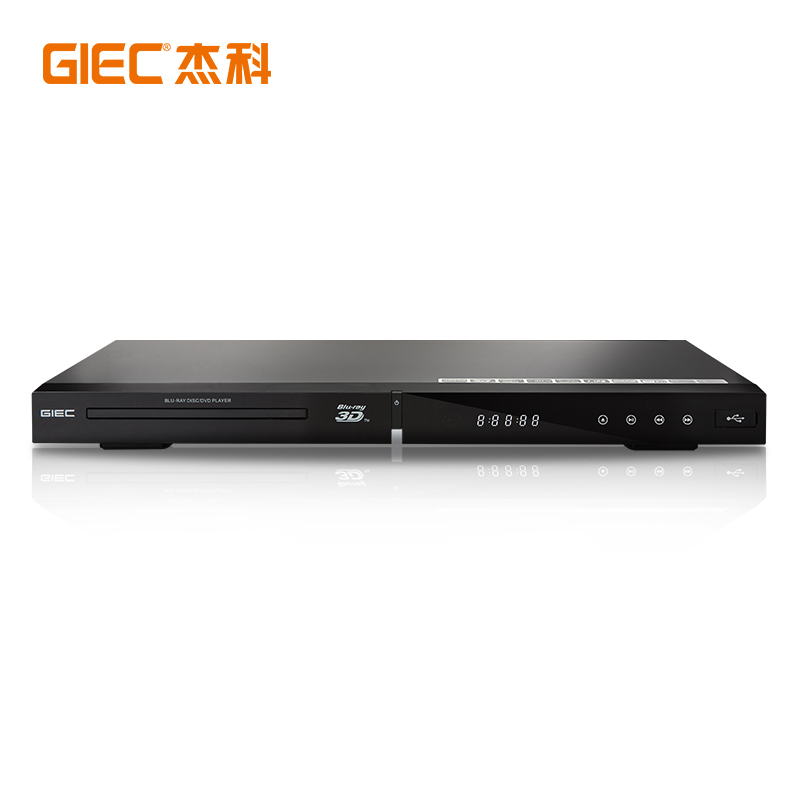GIEC BDP G4308 4K 3d Blu Ray Dvd Player Player Blu Ray
