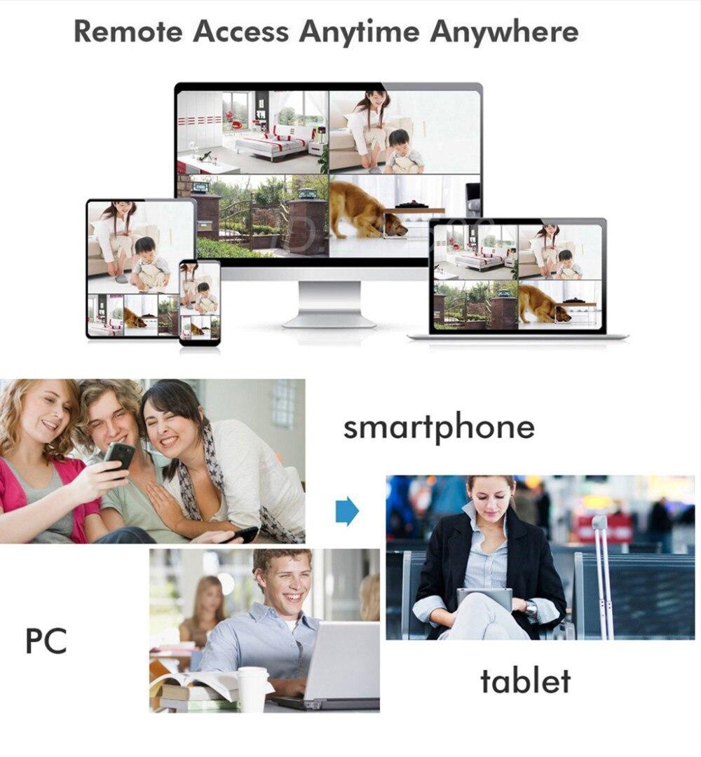 b58fec94a ③جديد CCTV 8 قناة XVR مسجل فيديو جميع HD 1080 P 8CH سوبر DVR تسجيل ...
