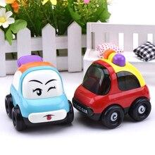 2017 New Wheels Mini Baby Toys Cars Juguetes Candy ABS Cartoon Boy Toy Car Dump Truck
