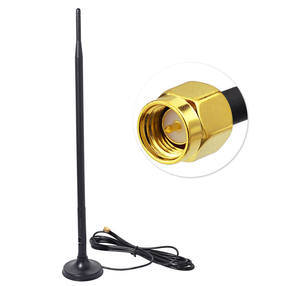 Eightwood 12DBi GSM/UMTS/HSPA/CDMA/3G Antenna RP-SMA for 3G UDB Modems/Routers/Devices