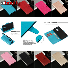 Retro Flip Cases For Samsung Galaxy J6+ 2018 Dual SIM 32GB TPU Leather Silicon Wallet Covers For J6 Plus SM-J610FN/DS J610 Coque