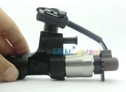 ERIKC inyector 6355 wysokociśnieniowy wspólny wtryskiwacz szynowy 095000-6355 i auto wtryskiwacz paliwa silnik assy 0950006355 dla Hino J05E