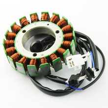 цена на Motorcycle Ignition Magneto Stator Coil for YAMAHA XV1100 Virago1100 1986-1999 Magneto Engine Stator Generator Coil