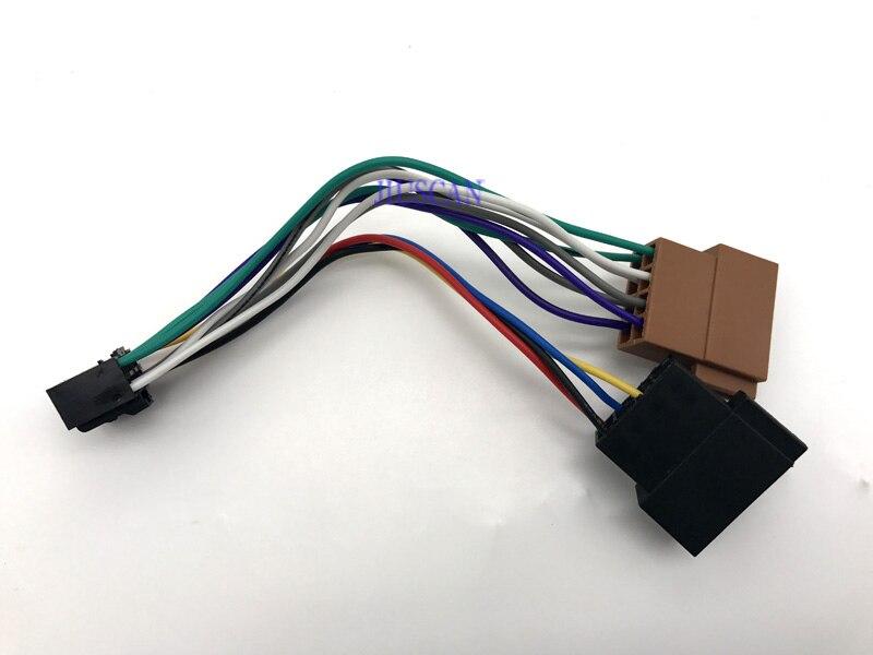 Ausgezeichnet Stereo Kabelbaum Farbcodes Fotos - Elektrische ...
