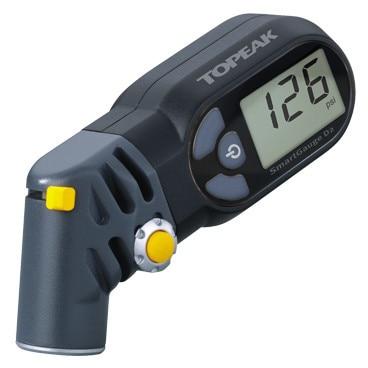Topeak TSG D2 digital SmartGauge Presta Schrader Electronic Tire Air Pressure Gauge LCD display rotating SmartHead