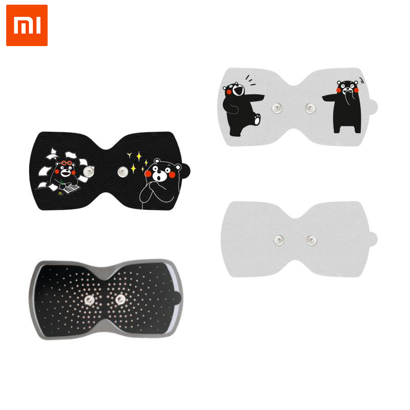 Xiaomi Leravan Portable Electrical Simulator Full Body Sport Relax Tool Muscle Therapy Magic Massager Stickers two pieces biodynamic craniosacral therapy volume two