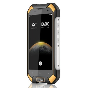 Image 4 - Blackview BV6000S IP68 Waterproof MT6737T Quad core Android 7.0 2GB RAM 16GB ROM 4.7inch Smartphone 8.0MP Camera 4500mAh Battery