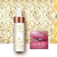 O.TWO.O 24k Rose Gold Elixir Skin Make Up Oil For Face Essential Oil Before Primer Foundation Moisturizing Face Oil Anti-aging 4