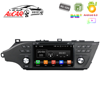 Android 8.0 for Toyota Avalon Android radio 2015 2017 GPS Navigation system Bluetooth GPS Car Radio Stereo WIFI 4G AUX touch