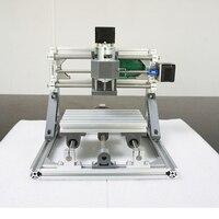 CNC 500mw 2500mw5500mw Laser GRBL Control Diy Laser Engraving ER11 CNC Machine 3 Axis Pcb Milling