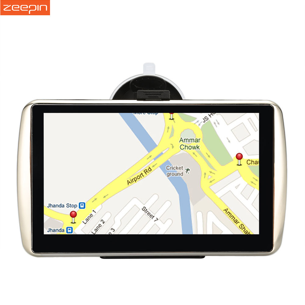 Q1 7 inch Touch Screen Car GPS Navigation Player Windows CE 6.0 Vehicle GPS Navigator FM Radio Support E-book pre-loaded map 7 inch gps lcd screen e navigation luhang x10 x9 display screen portable navigator in screen