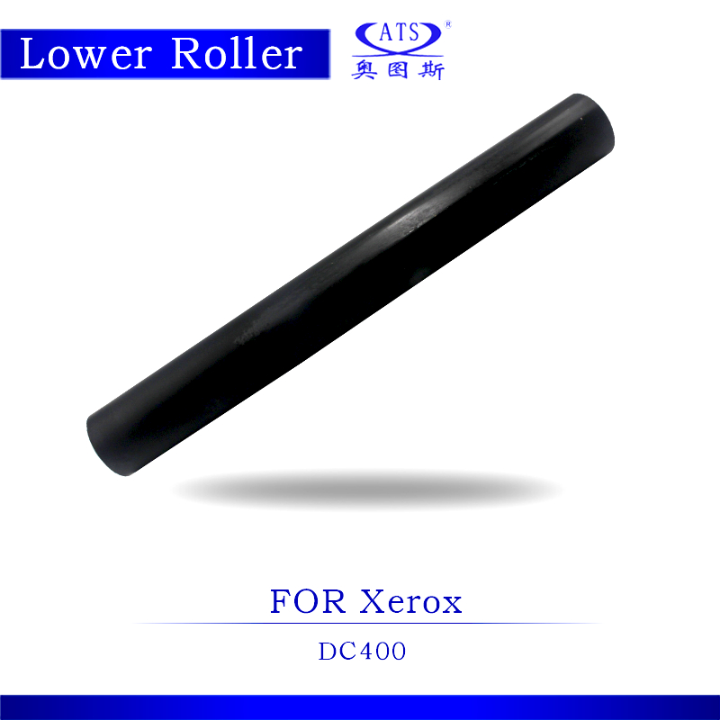 High Quality Photocopy Machine Lower Roller Fuser Roller For Xerox DC 400 Pressure Roller Copier Parts DC400 dzlm000112 dp2310 dp2330 dp3010 dp3030 dp2000 dp2500 dp3000 dp8025 dp8032 copier lower roller bearing for panasonic