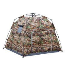 Thick Fully Automatic Fishing Tent