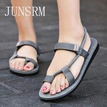 073af4b19b1b JUNSRM Summer Couple Light Sandals Women s Sandals Men s Sandals Flat Women  Boot Outdoor Casual Shoes Beach