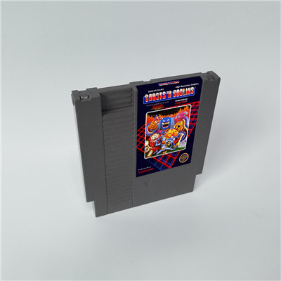 Ghosts 'n Goblins - 8 Bit Game Card for 72 pins Game Cartridge Console
