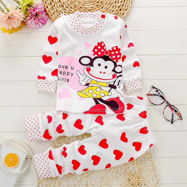 Cotton Mickey Baby Clothes