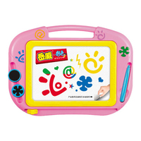 Children Writing Doodle Stencil Painting Magnetic Drawing Board Set Learning Education Toy Graffiti Board Preschool Tool