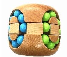 Логические Игрушки Интеллектуальные Китай Kongming Замок Гамбург Руби k's Magic Cube Головоломки Бук 7 см