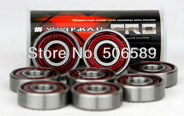 Free Shipping Bearing Yoyoskate Bearing 608Z Super Fast Long Lasting