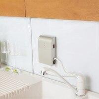Ozotek ozônio antibacteriano sanitizer 10-segundo-máquina-ozônio-água-sistema
