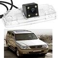 1 ШТ. Auto Backup Камера Заднего Вида с номерным знаком LED Для Hyundai Terracan
