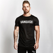 Men Bodybuilding T-shirt Summer New Breathable Mesh Gyms Fitness Workout Cool air Casual Shirt Crossfit Brand tee tops clothing