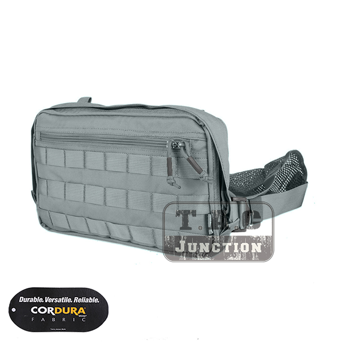 Emerson Tactical Combat Chest Recon Kit Bag EmersonGear Multi-Purpose Utility Accessories Concealed Carry Pouch