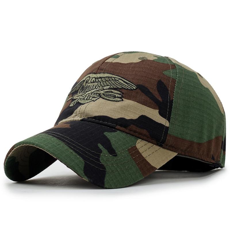 9f1a6fa23c0 Men s Baseball Hats Camouflage Caps Men Spring Classic Style Gorras ...