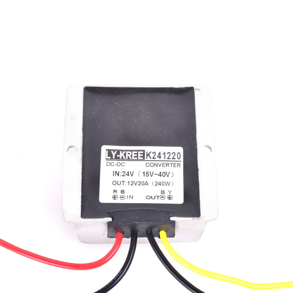Automotive Fuse Adapter Reducers Addacircuitjpg Dc To Step Down A Power Supply Converter 1000x1000