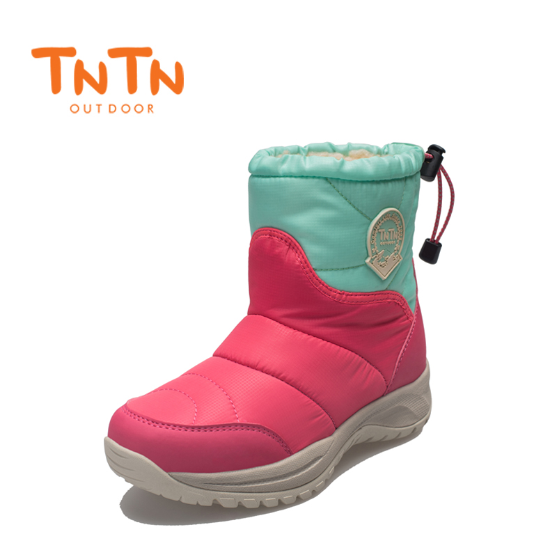 WomenS Ladies Warm Winter BootS Waterproof Shoes Snow Wools Skiing 100% High Quality Lei ...