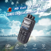 BUXUN digital walkie talkie 400-470MHz X-DM7 portable radio DMR transmitter Digital dual-use model Two way radio