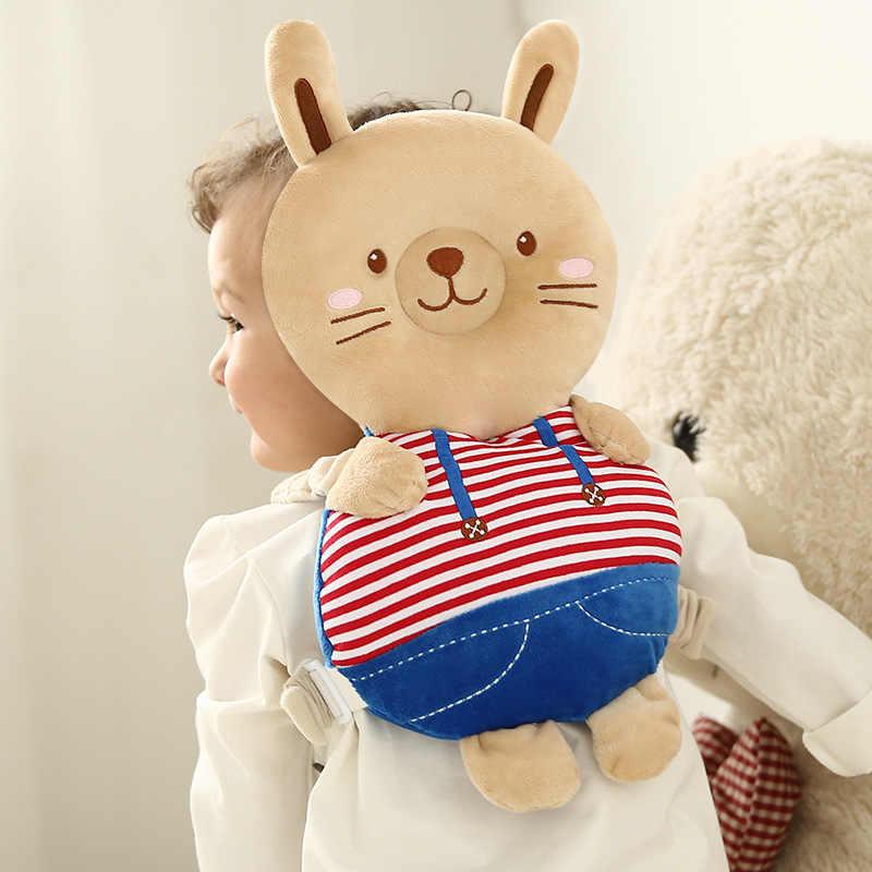 Новая детская подушка для защиты головы детский мультяшный рюкзак защитная подушка для малышей прогулочный помощник устройства для детской безопасности Размер L
