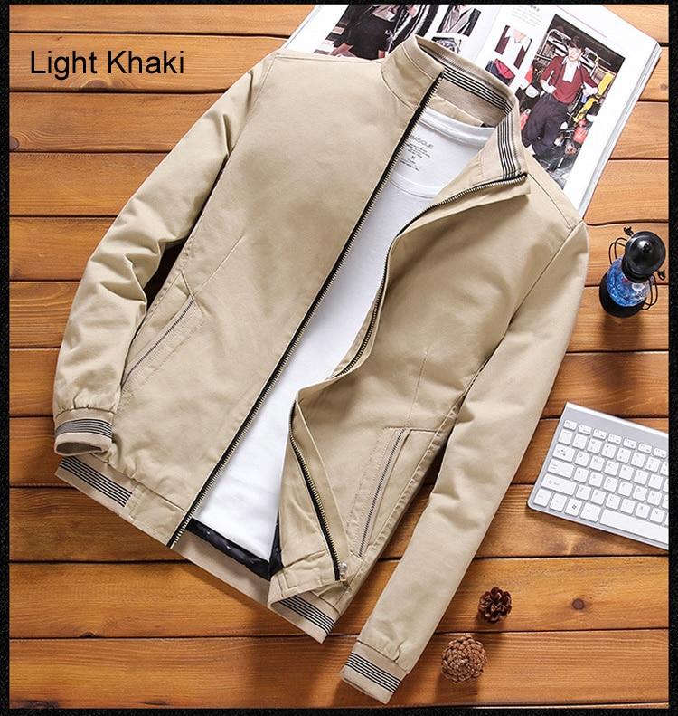 HTB1DZlAOXYqK1RjSZLeq6zXppXa1 DIMUSI Spring Autumn Men's Bomber Jackets Casual Male Outwear Windbreaker Stand Collar Jacket Mens Baseball Slim Coats 5XL,YA810