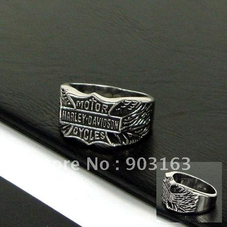 1pcs best selling New Arrival Man's Stainless Steel Engraving Theme Gift Ring by EMS shipping Size 9