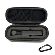 Estuche de transporte portátil para DJI Osmo Pocket, accesorios de cardán de mano
